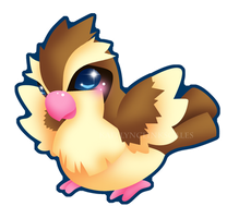 Pidgey by Clinkorz