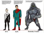 Superman Revamp Stuff 1 by Jochimus