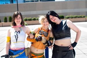Otakon 2015 - YRT(PS) 05 by VideoGameStupid