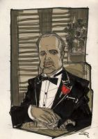 The Godfather by DenisM79