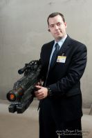 His first name is Agent. by JRabon1600