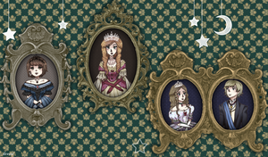 Aristocrats by Temima