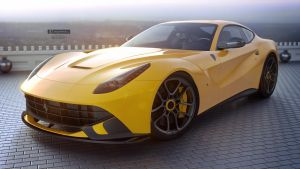 F12 Yellow by jackdarton