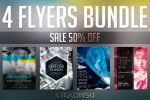 Fashion Flyer Templates Bundle by mkrukowski