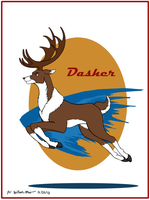~Dasher~ by WMDiscovery93