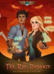 Kane Chronicles: The Red Pyramid by johngreeko