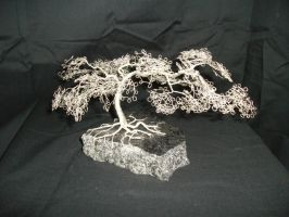 Wire Tree by NoriAnum