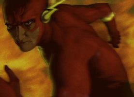 The Flash by the-flash-313