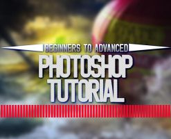 Photoshop Tutorial For Beginners to Advanced by Designslots