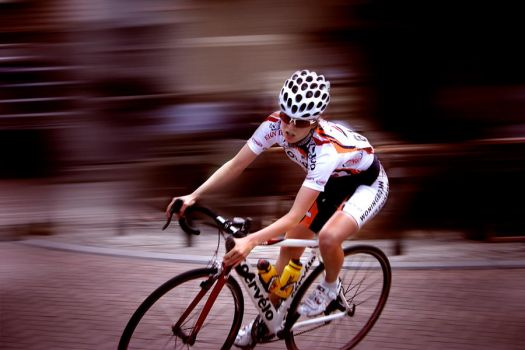 Cycling Passion III by stijn