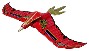 2016 Legacy Firebird Thunderzord by ryanthescooterguy