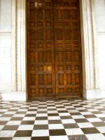 door St Pauls by gostknight