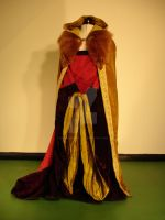 Medieval Costume by RobynGoodfellow