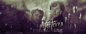 Consulting Detectives by EmeliaJane