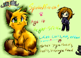 New ID desu by Spottedfire-cat