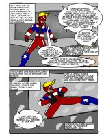 Freedom Can't Be Chained- Page 1 by 127thlegion