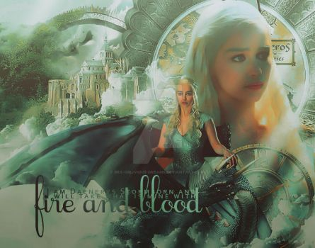 Fire and Blood by BRX-Oblivious-Dreams