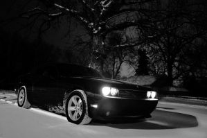 2009 Dodge Challenger RT by AlphieKC