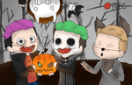 Happy Spoops by PaperPlushie