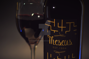 Theseus Font by snkdesigns
