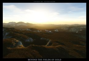 Beyond The Fields Of Gold by oggyb