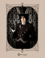 The White Rabbit by behindinfinity