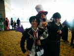 Otakon 2014: More Brotherly love! by grantjoey45