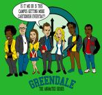 Greendale the Animated Series by Mbecks14