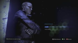 Resident Evil 6 Demo Leon Chris Jake 4 by heatheryingNL