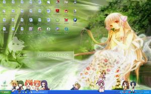 Chii Desktop by ShinobiAlchemist