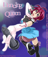 Lunamaria - Dancing Queen by Prince-in-Disguise