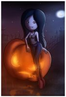 Halloween 2012 - Marceline by AmigoDan