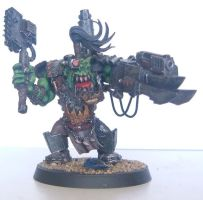 New Ork Warboss by ncodb