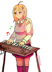 Kaede Keyboard by Amphany