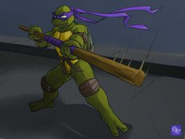 Request : Donatello by mukuto