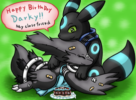 Happy Birthday To My Close Friends by vavacung