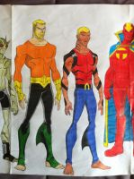 Young Justice 9 by golhom