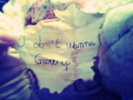 i don't wanna grow up by SuperPsycoLoveAddict