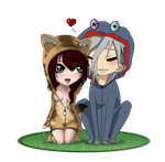 (NarutoRPC)And the frog fell for the coyote by SuccubusChan