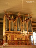 Pipe organ of Bitche by MorganeS-Photographe