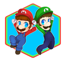 It's-a-Marios! by Divine-Princess