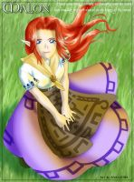 Windy Malon by Adella