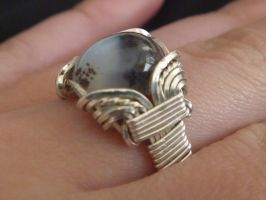Cabochon Ring by claire109