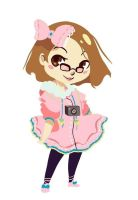 Me in a Flaaffy Dress! by LashelleValentine