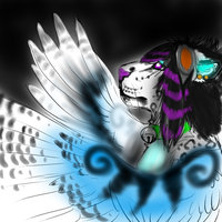 doodle by TheFurryRaveStar