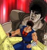Kenshiro Piramide by UD7S