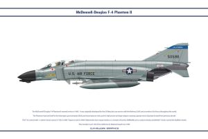 F-4D California ANG 2 by WS-Clave