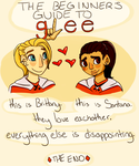 the beginner's guide to glee by sharkomelette