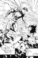 SUPERMAN/WONDER WOMAN #1 PG.1 by BATTinks