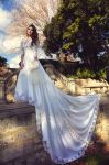 Bride by fae-photography